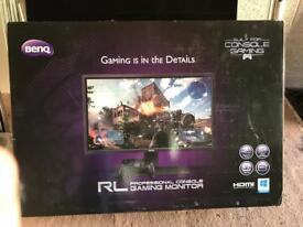 Professional Gaming Monitor