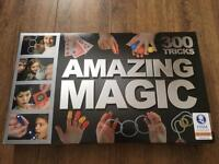 Magic tricks box