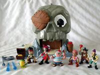 Skull Island Jake and The Never Land Pirates