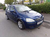 Vauxhall Corsa, 1.2 sxi, 5 door, petrol