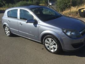 VAUXHALL ASTRA 2006 PETROL 5DR FULL YEAR MOT EXCELLENT CONDITION