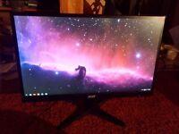 "21.5"" Acer g227hql IPS monitor"