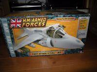 H.M.Armed Forces Fast Attack V.T.O.L Jet
