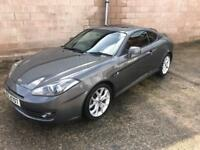 2007 Hyundai coupe ###top of the Range model###