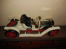MAMOD STEAM CAR VINTAGE chaddesden Derby