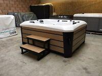 3 Seat Balboa Hot Tub (Twin Lounge Seats)