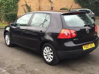 Vw golf mk5 1.6 Bargain 2007 QuickSale 79K miles