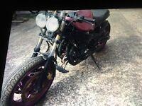 Kawasaki zx10 unfinished project bargain £275