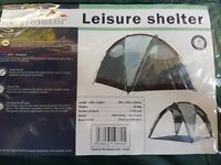 WYNNSTER LEISURE EVENT SHELTER TENT GAZEBO 3M X 3M