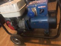 5 kVA Petrol wheeled generator 11HP Honda GX340 Engine *price drop*