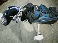 CALLAWAY GOLF BIG BERTHA FULL GOLF SET UP