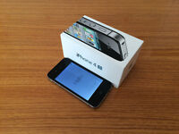 iphone 4s black 32 gb 02 network £70 ono