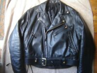 Langlitz Columbian Motorcycle Jacket Wanted Please