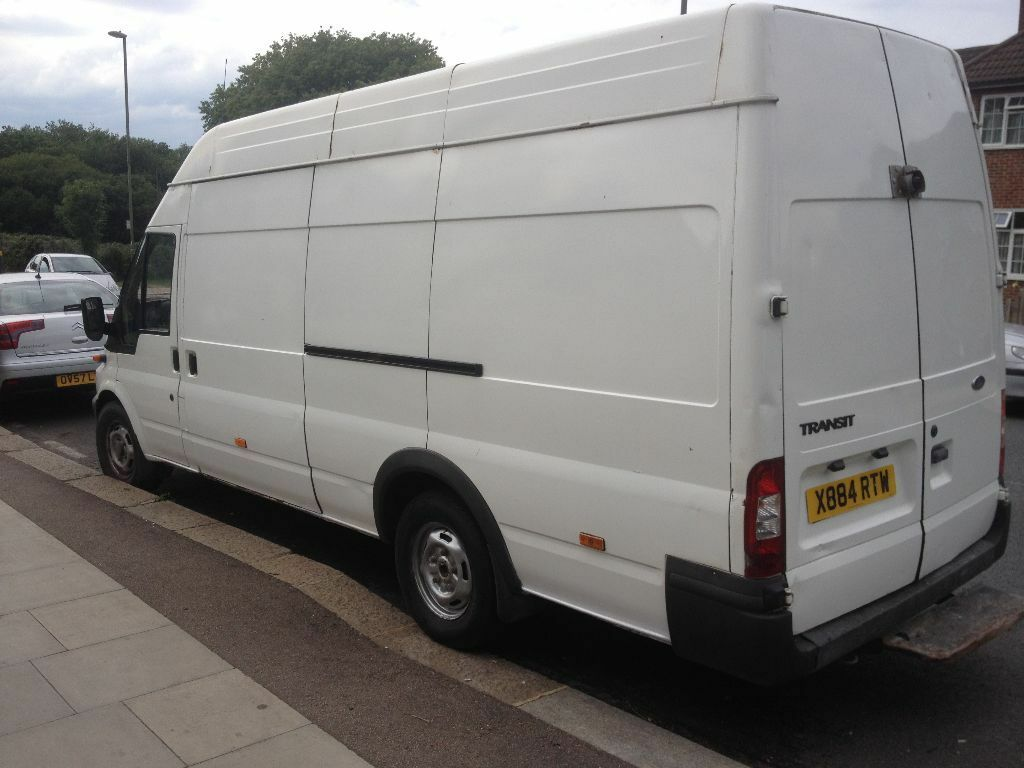 ford transit jumbo extra long wheel base 2001 in edgware london gumtree. Black Bedroom Furniture Sets. Home Design Ideas