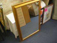 GOLD FRAMED MIRRORS at Haven Housing Trust's charity shop