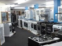 New washing machine,dryers ,cookers,fridge freezers, chest freezers,dishwasher,oven & hobs.
