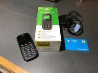 Doro PhoneEasy 508 easy mobile phone.