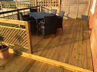 Fencing - Decking - Roofs - Gates - Sheds