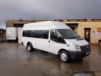 We are the largest independant minibus dealers in Northern Ireland 7/17 seaters some with tail lifts