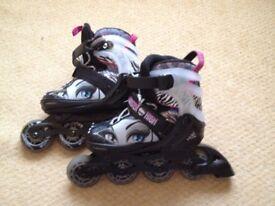 Roller Blades -Girls (Monster High)
