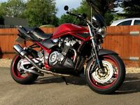 Bandit 1200 Suzuki, street fighter, custom, not cafe racer 1yr mot great condition, major service