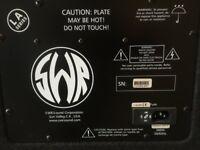 SWR LA Series Bass Amp-- LA 12.