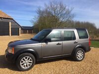 Landrover discovery TDV6 XS A 7 seater 2.7 diesel automatic excellent condition