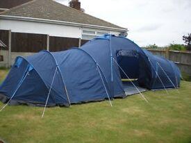 Pro- Action 6 man tent