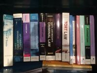 LAW BOOKS and BPP Case materials - for GDL or Law Degree