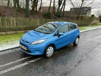 Ford Fiesta 1.2, One FULL Years MOT, Drives Perfect, Clean Car