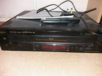 Teac 5 disc cd changer PD-D2410