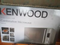 Brand New Sealed Boxed Kenwood Combination Microwave K30CSS14
