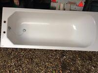 Bath white as new