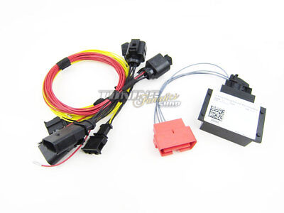Adapter Set Wiring by Standard on Led Rear Lights+Dongle for Audi Q5