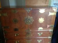 Beautiful large chest of drawers