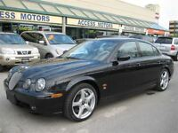 2003 Jaguar S-Type RARE S-TYPE R-SUPERCHARGE-ONE OWNER-LIKE N