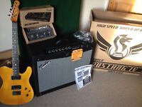 """Fender Mustang IV V.2 150 watt 2x12 Combo """"New (open box)"""". These are £360 in most shops."""