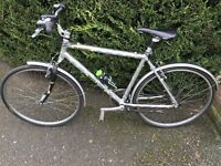 Mens Sentinel Barracuda bike