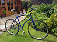mens ventura Nexus sports hybrid bike