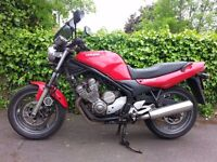 YAMAHA XJ600N 600cc 1997 motorbike MOT Base for Cafe racer or street fighter