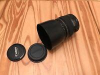 Canon 85mm f/1.8 USM - Good condition