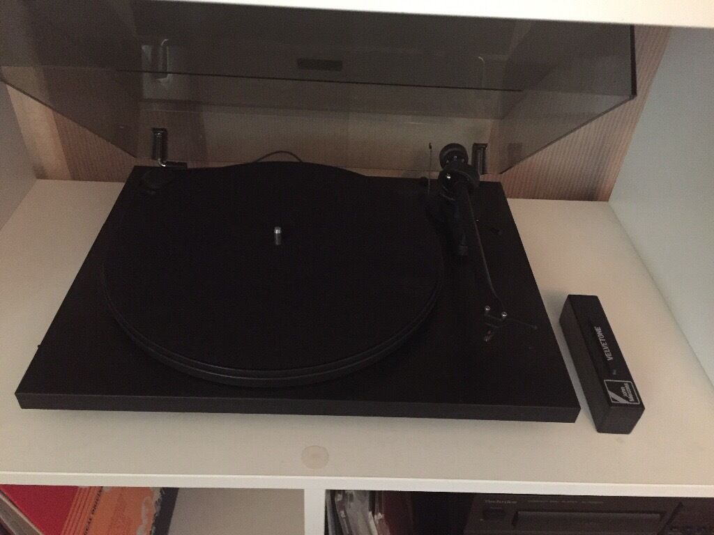 Project turntable excellence condition/ also loads of vinylsin Llanrumney, CardiffGumtree - Project turntable excellence condition still has box, only 2 months old, also selling loads of vinyls which are also in great condition all different ranges of music, come take a look you wont be disappointed