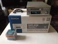 Denon DMD-M30 MiniDisc Recorder
