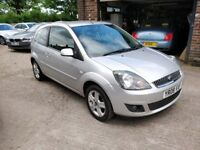 Ford Fiesta 1.25 Zetec Climate 3dr,2008,Full history,2 keys,MOT March 2019,Ready to drive away