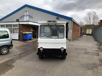 Electric milk float smiths cabac rare narrow body