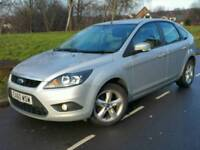 2010 60 FORD FOCUS 1.6 TDCI ZETEC*FSH*LADY OWNED*P/SENS*R.TAX-£30+CHEAP INS*MINT COND#ASTRA#PEUGEOT