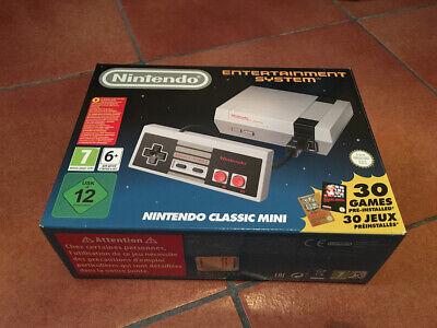 Nintendo Classic Mini - NES (prima edizione italiana nuova)