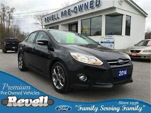 2014 Ford Focus SE Sport...1-owner, Only 23000km, Navigation, Al