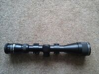 Nikko sterling mountmaster 3-9×40ao air rifle scope