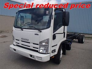 2015 isuzu NRR Cabover Cab and Chassis